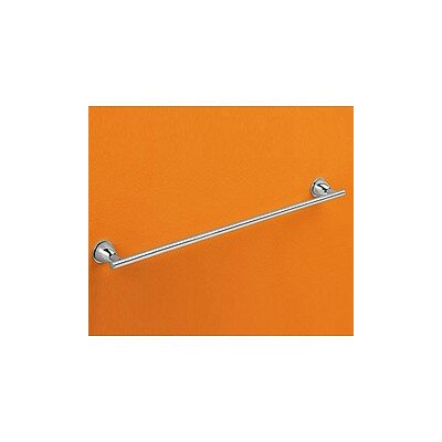 "Gedy by Nameeks Genziana 23"" Towel Bar in Chrome"