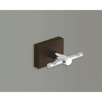 Gedy by Nameeks Minnesota Wood Bathroom Hook