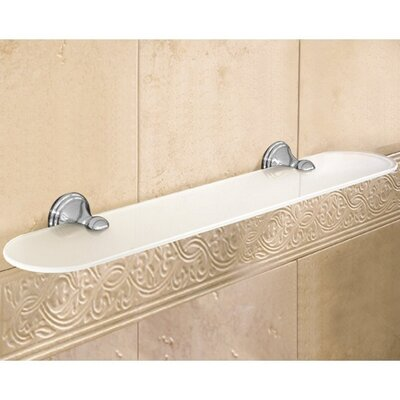 "Gedy by Nameeks Romance 23.6"" x 2.2"" Bathroom Shelf"