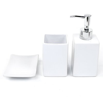 Gedy by Nameeks Verbena Bathroom Accessory Set