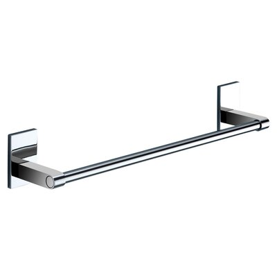 "Gedy by Nameeks Maine 23.62"" Towel Bar in Chrome"