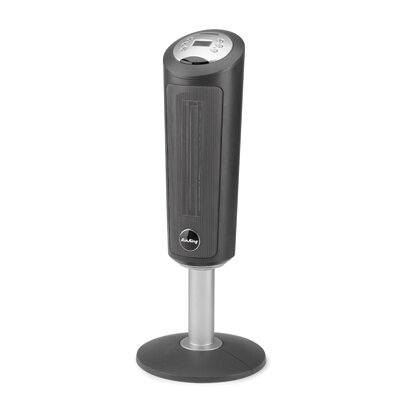 Pedestal Ceramic Tower Space Heater with Remote Control