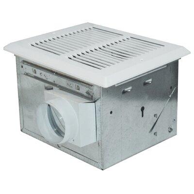 Air King 100 CFM Energy Star Quiet Exhaust Bathroom Fan ...