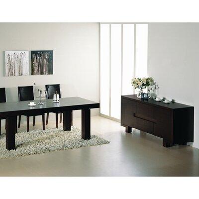 Beverly Hills Furniture Etch Buffet