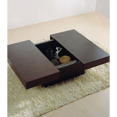 Beverly Hills Furniture Nile Motion Coffee Table Reviews Wayfair