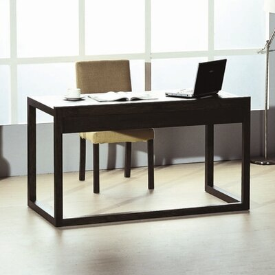 Hokku Designs Parson Office Writing Desk with Drawer