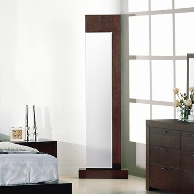 Beverly Hills Furniture Traxler Standing Mirror