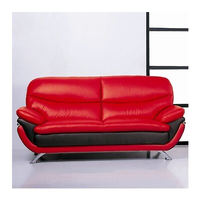 Jonus Leather Sofa