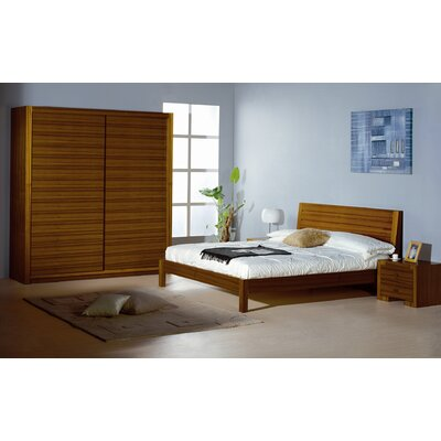 Beverly Hills Furniture Alpha Platform Bedroom Collection