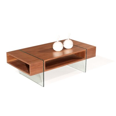 Beverly Hills Furniture Stilt Coffee Table