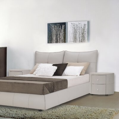 Beverly Hills Furniture Excite Platform Bedroom Collection
