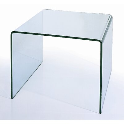 Beverly Hills Furniture Ryder Bent End Table