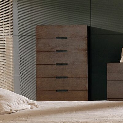 Hokku Designs Cosmo 7 Drawer Chest