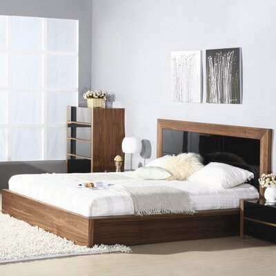 Beverly Hills Furniture Stark Platform Bedroom Collection