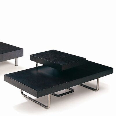 Beverly Hills Furniture Coffee Table Set