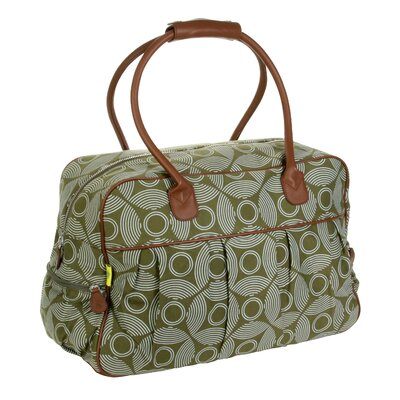 Amy Butler Dream Traveler Cotton Duffel