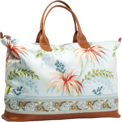 "Amy Butler Meris 22"" Cotton Gym Duffel"