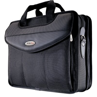 Mobile Edge Premium V-Load Laptop Briefcase