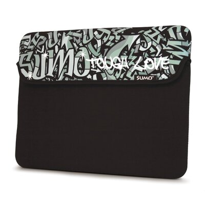 Mobile Edge SUMO Graffiti Neoprene Sleeve in Black