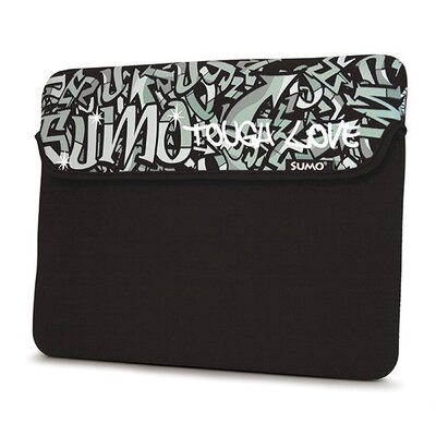 "Mobile Edge Sumo 15"" Mac Graffiti Sleeve"