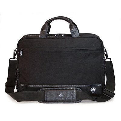 Mobile Edge Sumo Mac Men's Professional Briefcase in Black