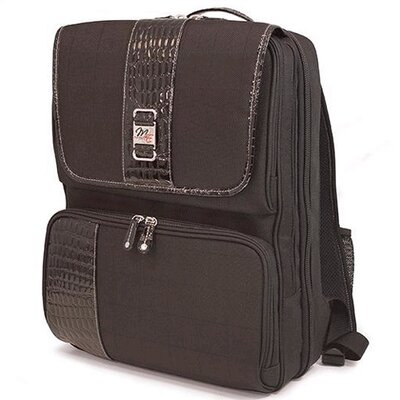 ScanFast Onyx Checkpoint Friendly Backpack
