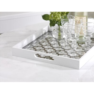 Zodax Trellis Serving Tray