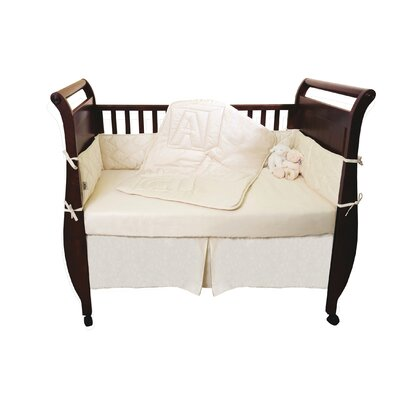 Natura Organic 4 Piece Crib Bedding Set