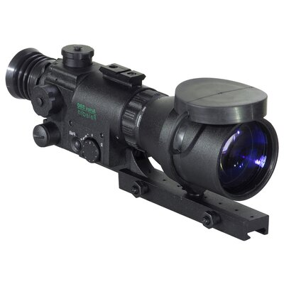 MK350 Guardian Night Vision Riflescopes with Accessories