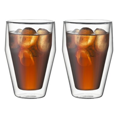 Bodum Thirst Double Wall Thermal Glass