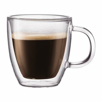 Bodum Bodum Bistro 5 oz. Mug (set of 2)