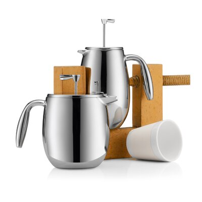 Bodum Columbia 4 Cup Double Wall French Press Coffee Maker