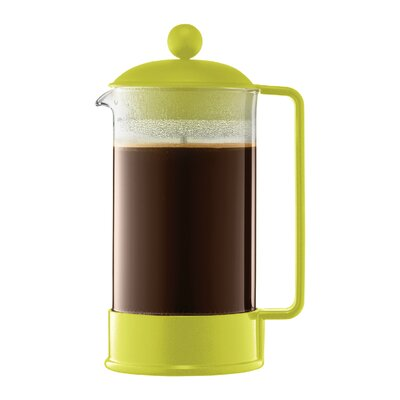 Bodum Brazil 8 Cup French Press Coffeemaker