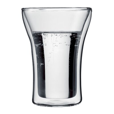 Bodum Assam Double Wall Highball Glasses
