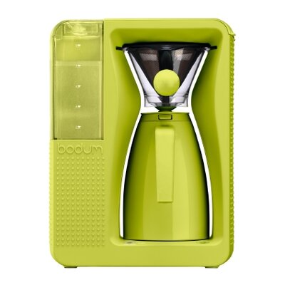 Bodum Bistro Pour Over Electric Coffee Maker : Best Coffee Brand: Sale Bodum Bistro B. 40 oz Over Electric Coffee-Maker 11001- Color: Green
