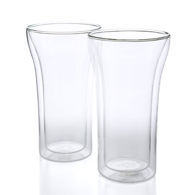 Bodum Assam 13.5 oz. Double Wall Glasses