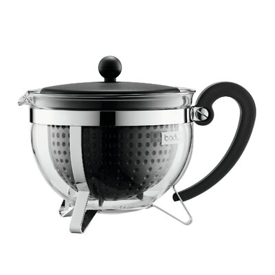 Bodum Chambor Teapot with Removeable Infuser