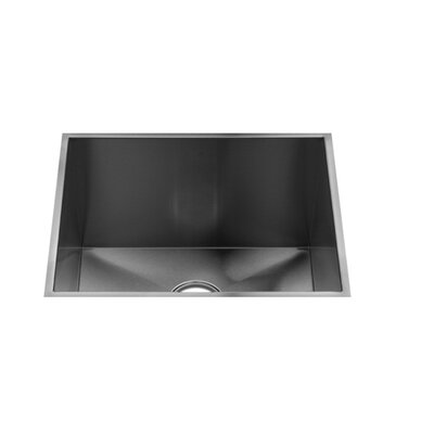 UrbanEdge Undermount Single Bowl 23