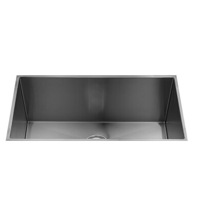 "Julien J7 Undermount Single Bowl 32"" x 18"" Utility Sinks"