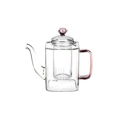 Tea Beyond Rose Series Romeo Teapot