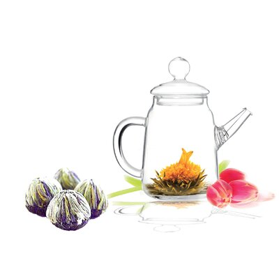 Tea Beyond Duo Fab Flowering Tea Set