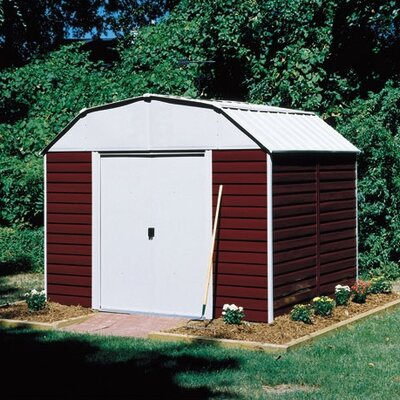 Arrow Barn  Steel Storage Shed