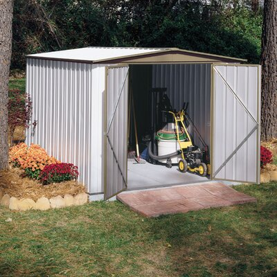 Arrow Sentry Steel Storage Shed