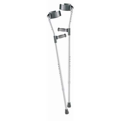 Carex Standard Forearm Adult Crutches