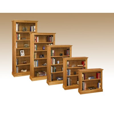 Monticello Bookcase in Natural Cherry