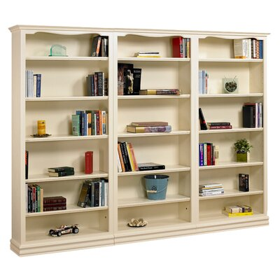 "A&E Wood Designs Cape Cod 84"" Bookcase"