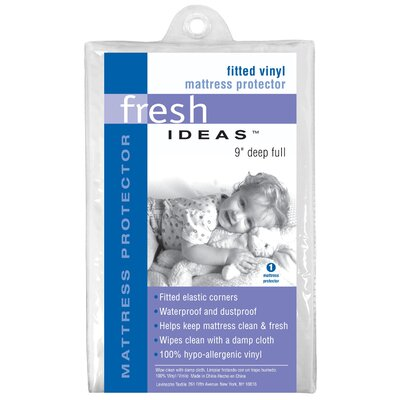 Fresh Ideas Vinyl Mattress Protector