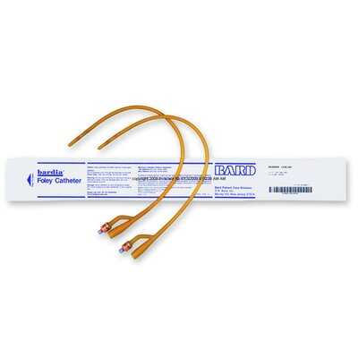 Bard Medical Silicone-Latex Foley Catheter Balloon