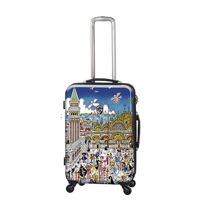 "Heys USA Fazzino 26"" Hardsided Spinner Case"