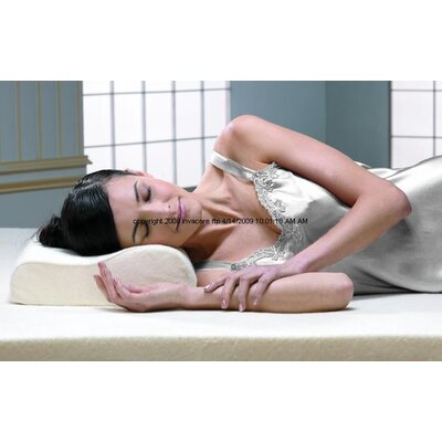 Invacare Supply Group Memory Foam Pillow